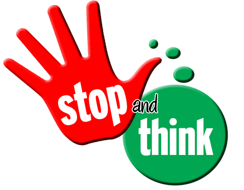 picture of Stop & Think
