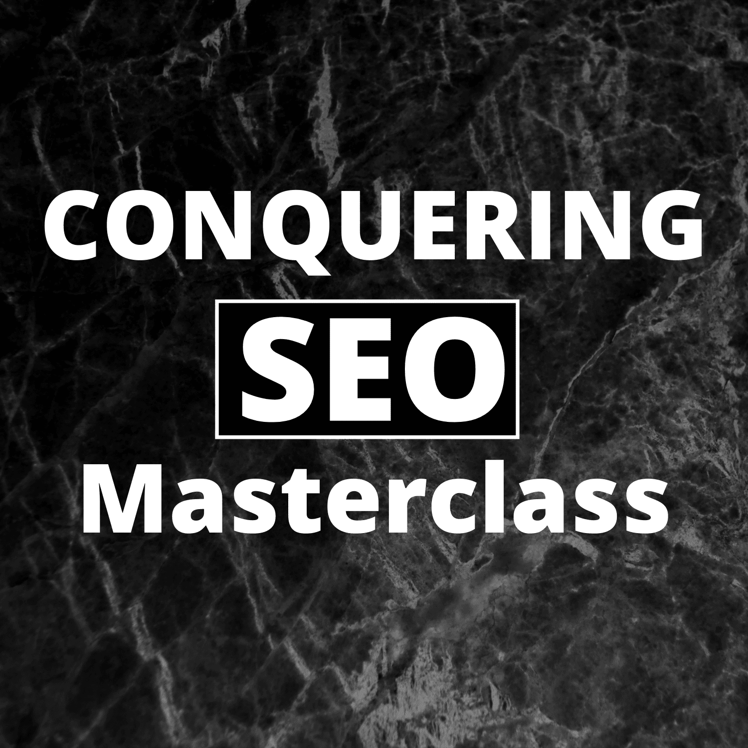 picture of conquering seo masterclass featured image