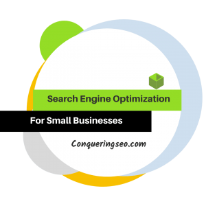 picture of Search Engine Optimization for small businesses logo