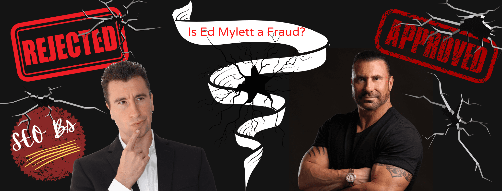 picture of is Ed Mylett a Fraud