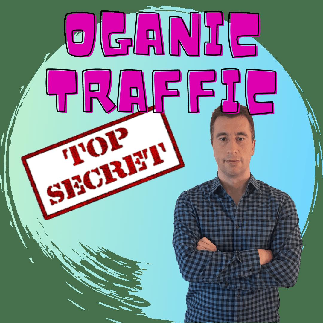 picture of Organic Traffic top secrets