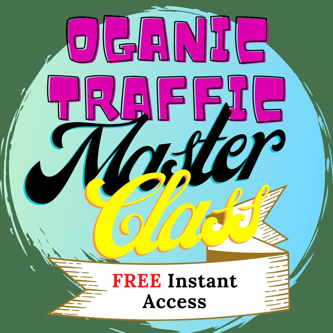 picture of Organic Traffic Masterclass