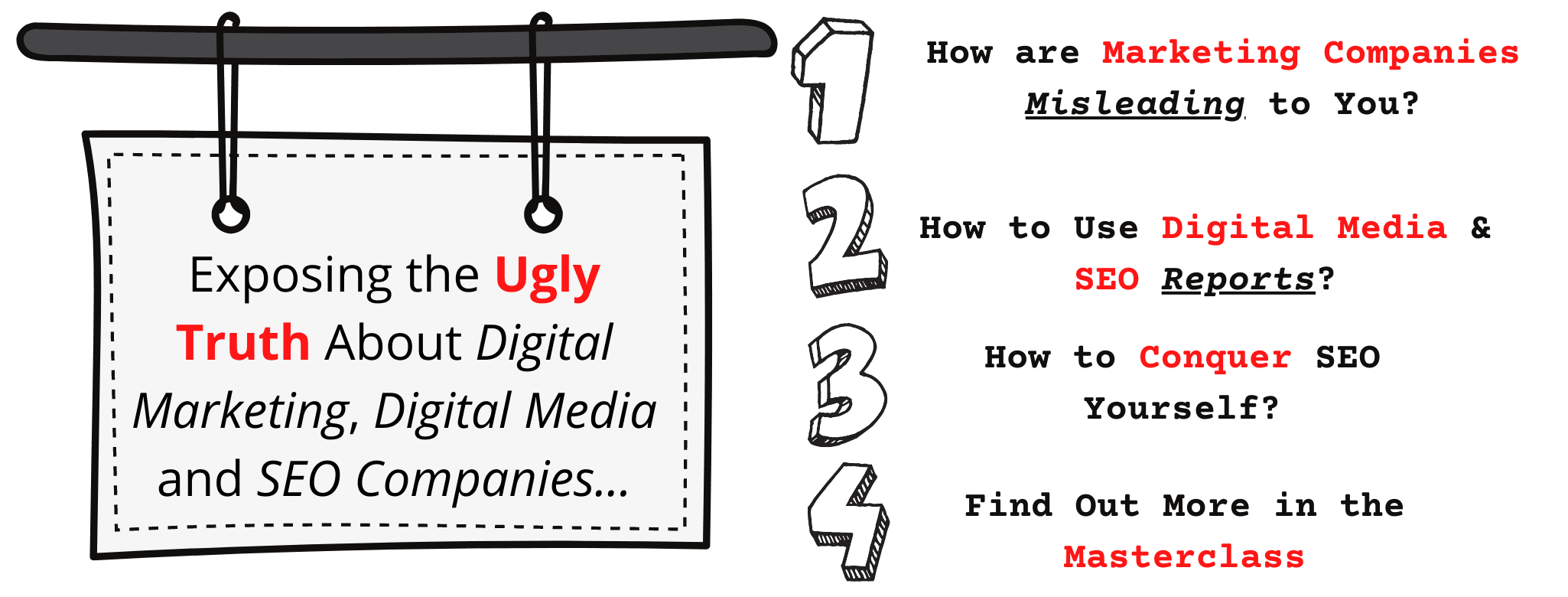 picture of The ugly truth about marketing agencies