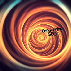 picture of a rabbit hole spiraling