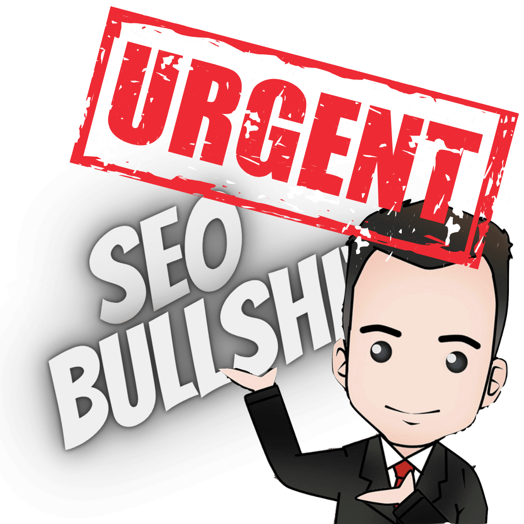 picture of seo bullshit placement