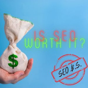 picture of is seo worth it featured image
