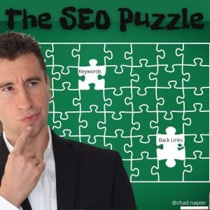 picture of the seo puzzle